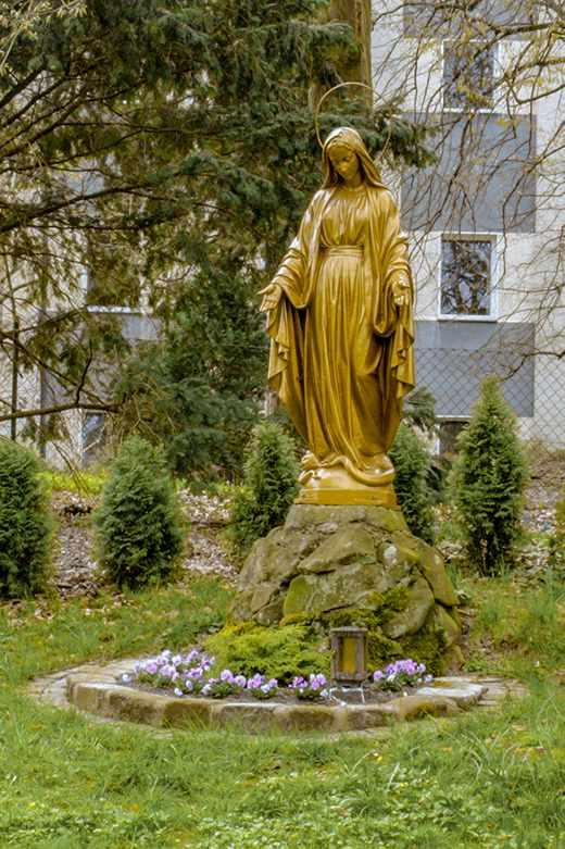 Maria im Klosterpark