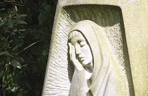 Symbolbild für Trauer